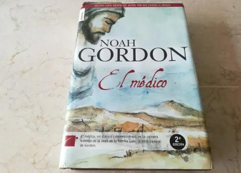 Libros parecidos a la Catedral del Mar - El médico de Noah Gordon