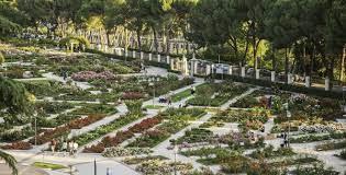 Los mejores parques infantiles en Madrid - La Rosaleda