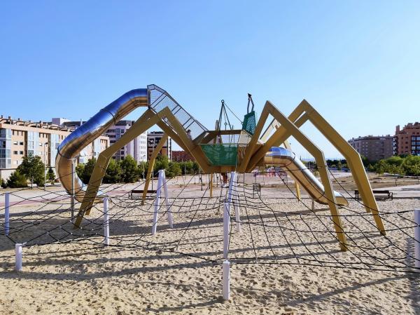 Los mejores parques infantiles en Madrid - Mundárbol