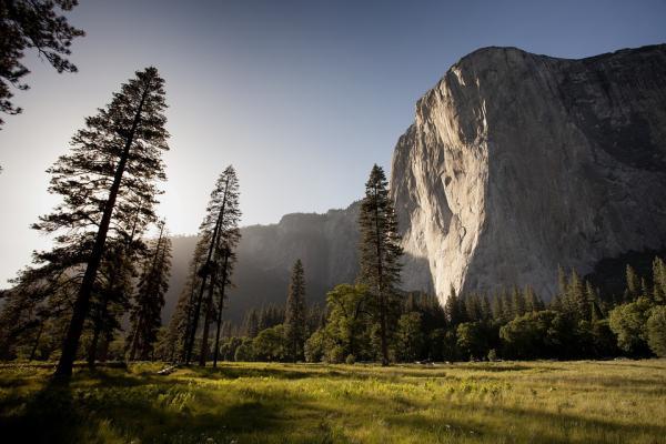 Los mejoresparques nacionales de Estados Unidos - 3. Parque Nacional de Yosemite en la Sierra Nevada de California