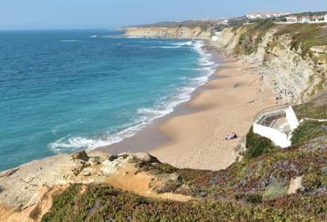 Playas paradisíacas de Portugal - Las playas de Ericeira de Portugal