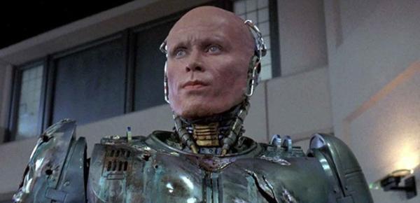 Las mejores películas de acción de todos los tiempos - Robocop (1987), otra de las mejores pelis de acción