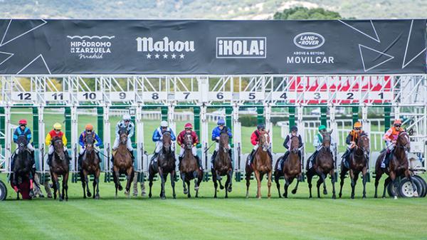 Las mejores carreras de caballos en Madrid - Planifica tu visita al Hipódromo de la Zarzuela