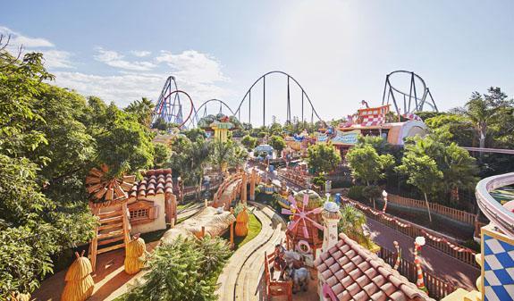 Los mejores parques de atracciones de España - Port Aventura World, el MEJOR parque de atracciones del país