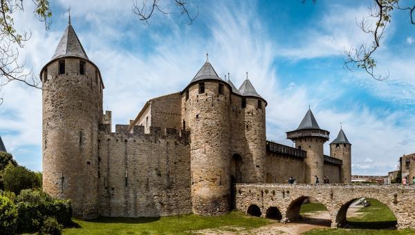 10 pueblos románticos del sur de Francia - Carcassonne, la ciudad donde se para el tiempo