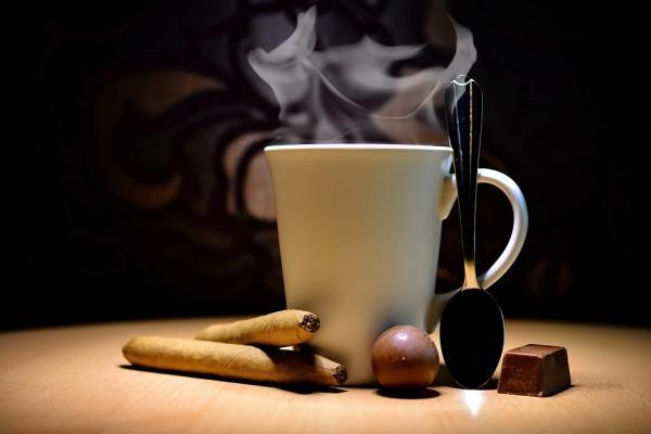 Bebidas típicas de Marruecos - El café árabe, con aroma y muchas especias