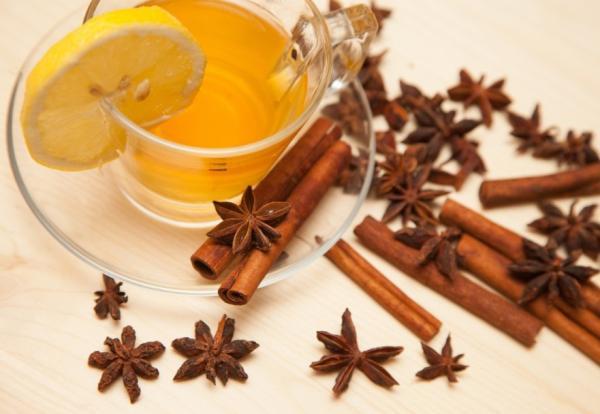 Bebidas típicas de Marruecos - Otros tés típicos de Marruecos