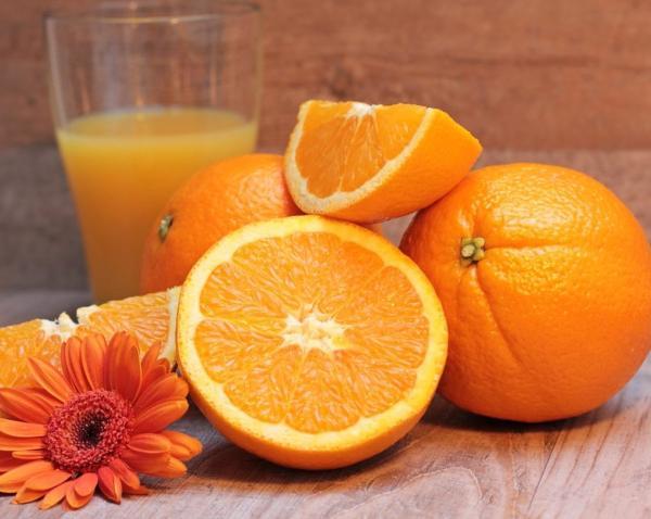 Bebidas típicas de Marruecos - Zumo de naranja y otras frutas en Marruecos