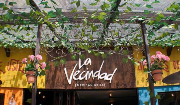 Restaurantes temáticos en Bogotá - La Vecindad: un restaurante mexicano lleno de color
