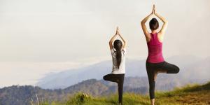 Dónde hacer yoga en la India
