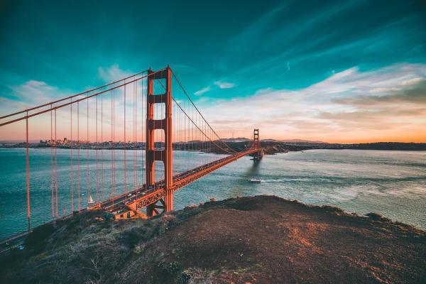 Los mejores sitios para ir de vacaciones en septiembre - San Francisco, ideal para ir de vacaciones en septiembre