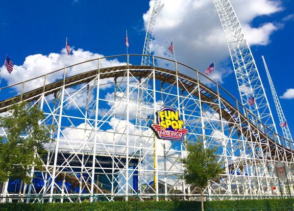 Los mejores parques de Orlando, Florida - El parque temático Fun Spot America