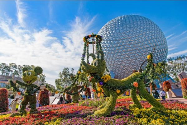 Los mejores parques de Orlando, Florida - Epcot, de los mejores parques de Orlando para adultos