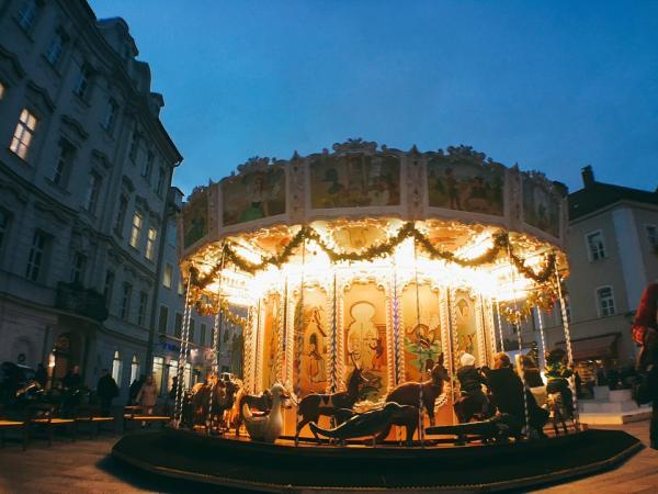 Qué hacer en navidad en París - Carruseles navideños en París