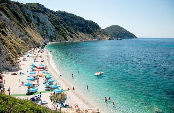 Playas paradisíacas en Italia - Playa Campo All'Aia (Isla de Elba, Toscana)