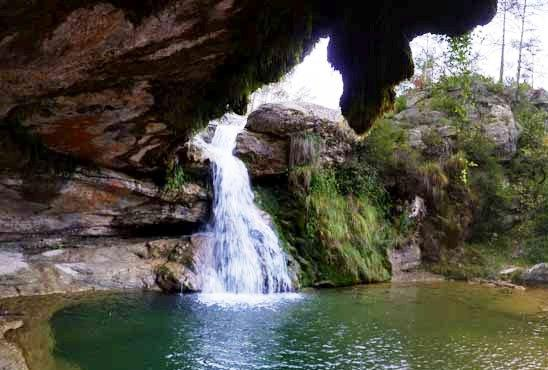 Las mejores piscinas naturales de Cataluña - Els 7 gorgs de Campdevànol