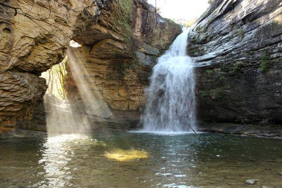 Las mejores piscinas naturales de Cataluña - La Foradada, otra piscina natural de Cataluña imprescindible
