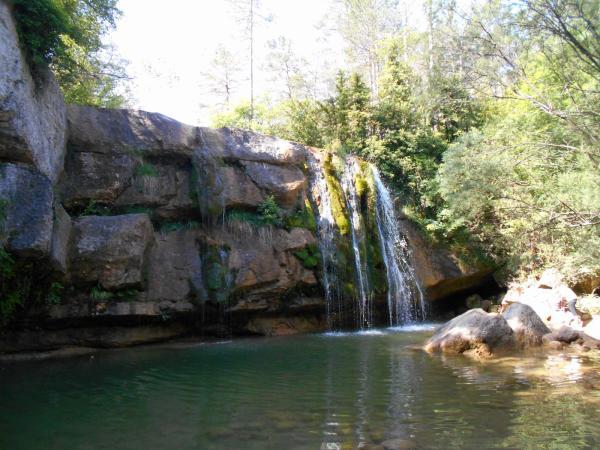 Las mejores piscinas naturales de Cataluña - Niu de l'Àliga