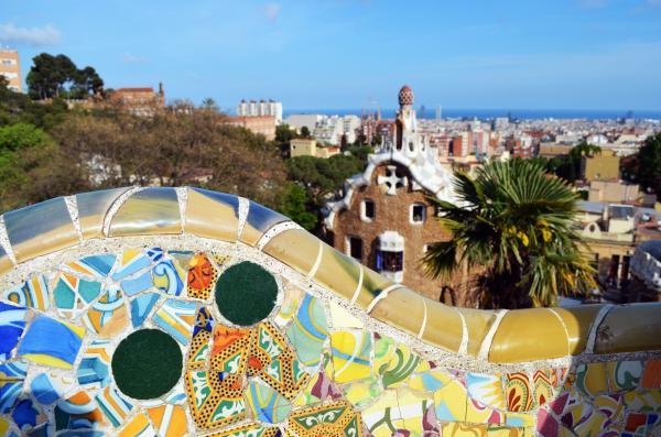 Qué hacer en Barcelona - Parque Güell