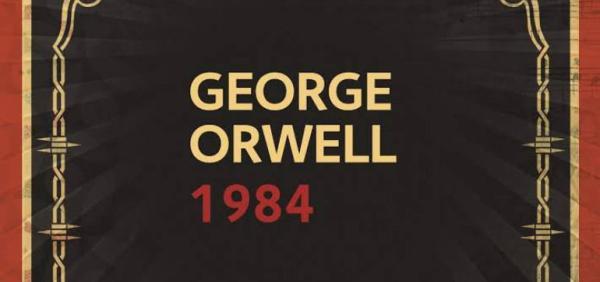 Libros de ciencia ficción recomendados - 1984, George Orwell, uno de los mejores libros de ciencia ficción