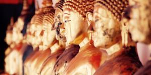 Los 5 mejores templos budistas de Tailandia