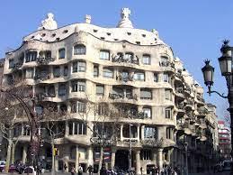 Sitios para hacer fotos en Barcelona - La Pedrera