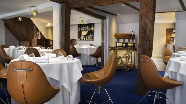 Los 5 restaurantes con más estrellas Michelín del mundo - The Fat Duck y su gastronomía molecular