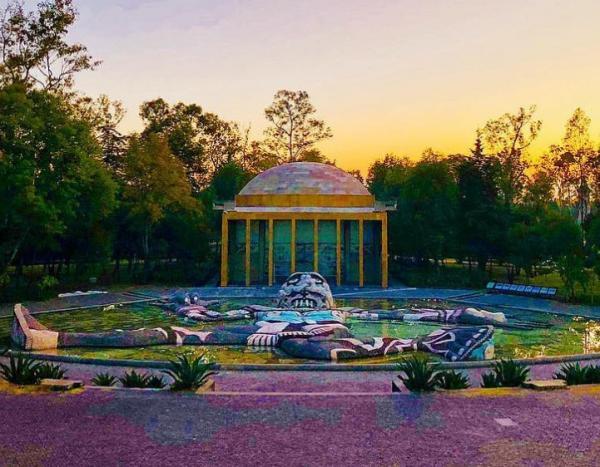 Qué hacer en la ciudad de México - 4. Descubrir el ancestral bosque de Chapultepec