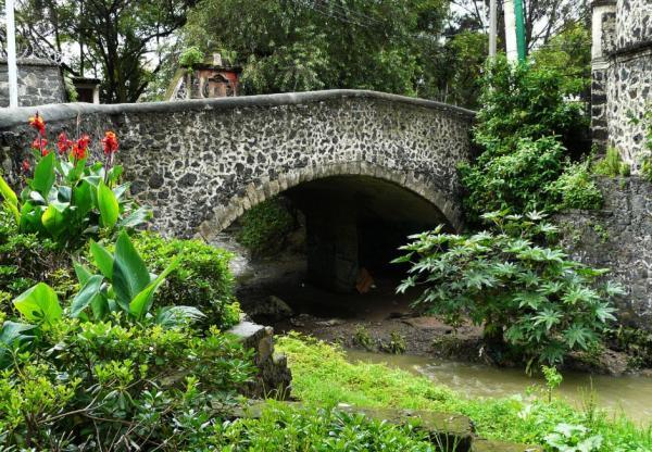 Qué hacer en la ciudad de México - 7. Visitar el Puente de San Antonio de Panzacola