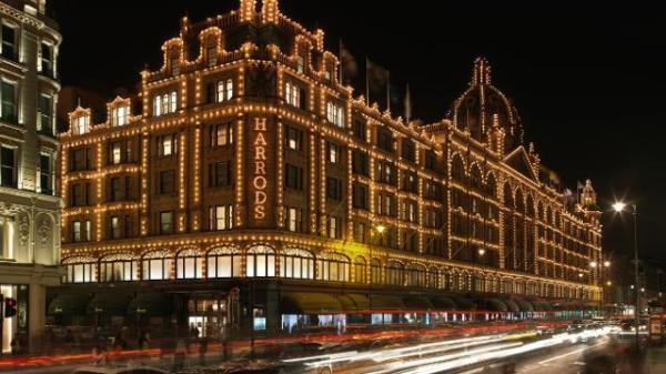 Qué hacer en navidad en Londres - Compras navideñas en Harrods