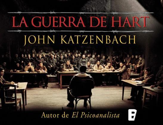 Los 7 mejores libros de thriller psicológico - La guerra de Hart