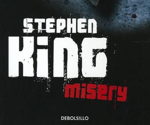 Los 7 mejores libros de thriller psicológico - Misery